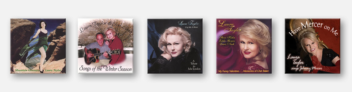 CDs by Laura Taylor